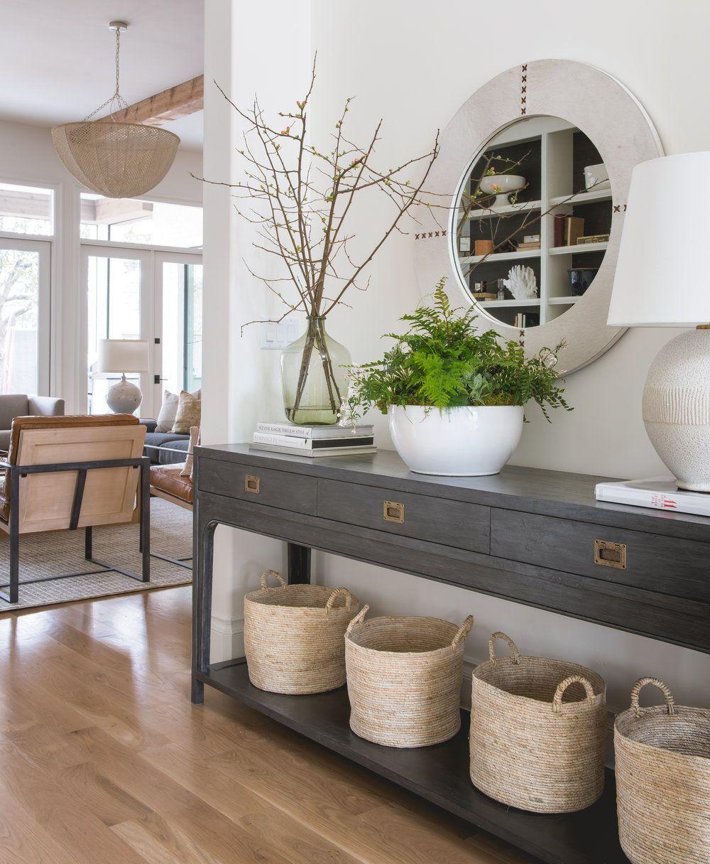 6 Luxury Entryway Decoration Ideas Insplosion Blog Console