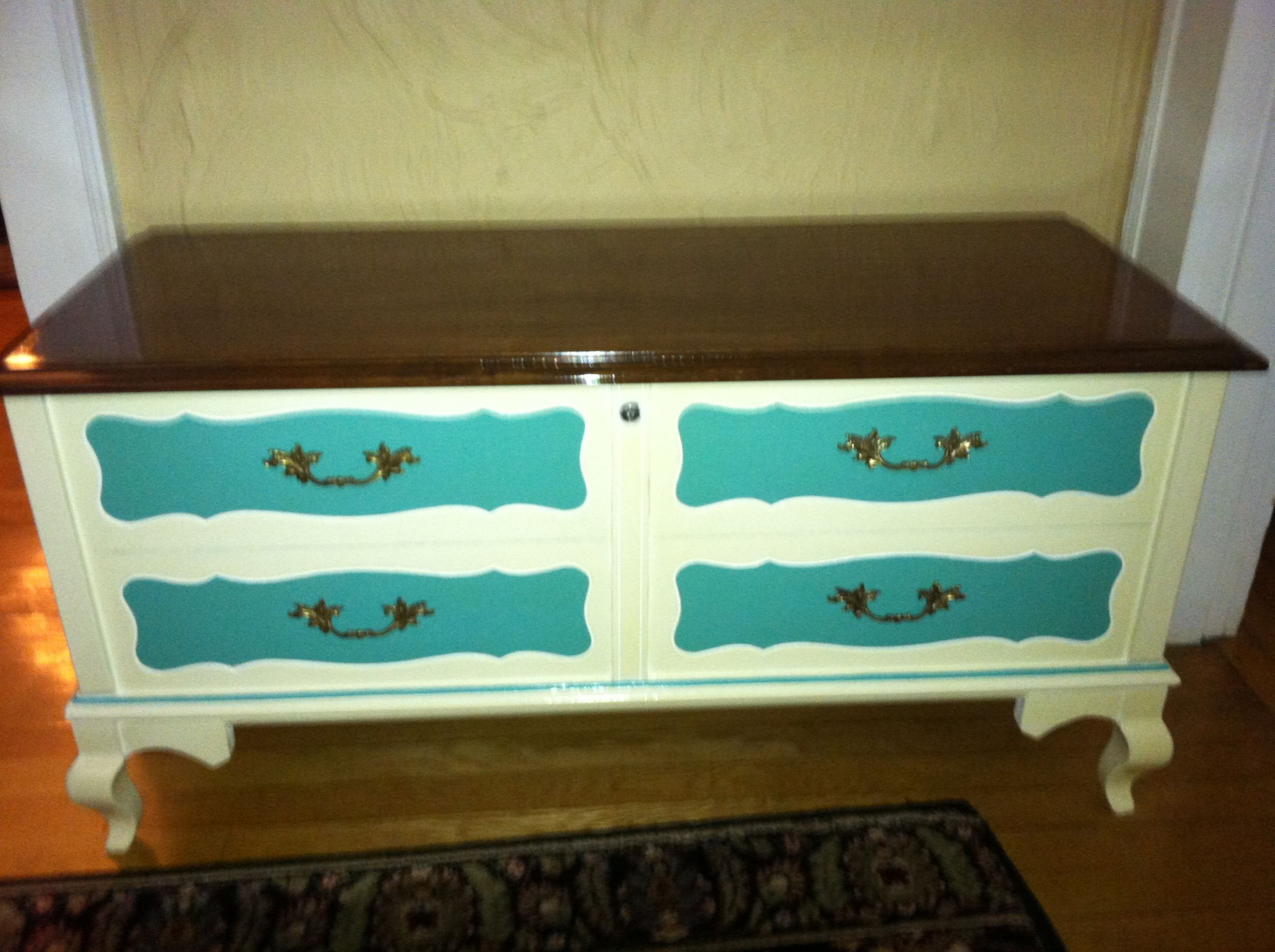 Painted / Stained / Refinished Lane Cedar Hope Chest