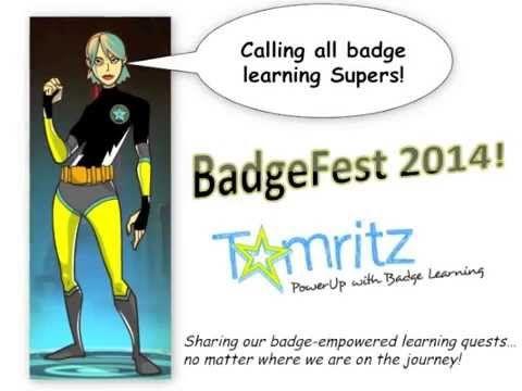 TAMRITZ BadgeFest 2014