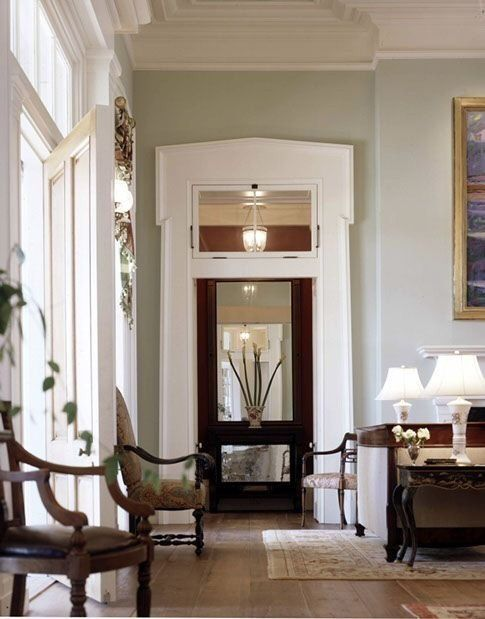 Receiving Room Interior Design: Home, Historical Concepts, Southern
