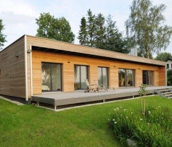 moderner-bungalow_baufritz_außenansicht | New House or ...