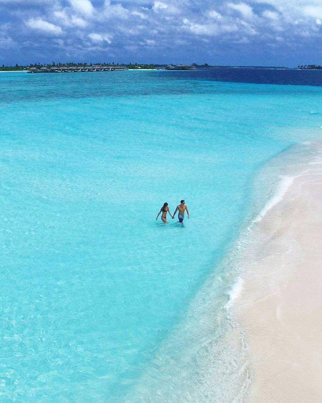 Maldives Beach: Six Senses Laamu - @helenowen