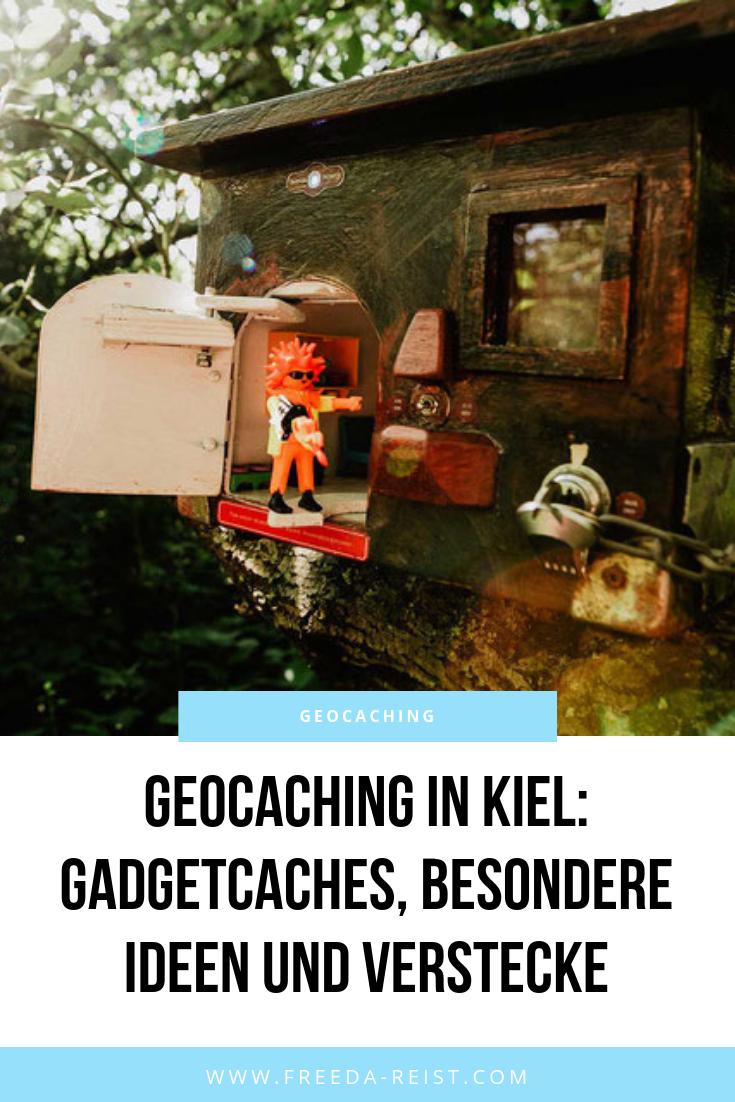 geocaching kiel schleswig holstein