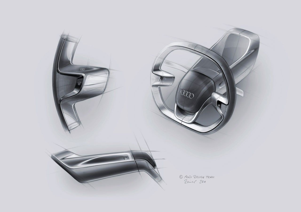 steering wheel concept - Google Search