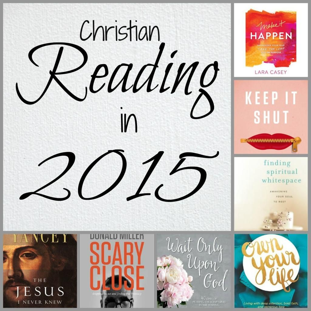 On My Book List {2015}