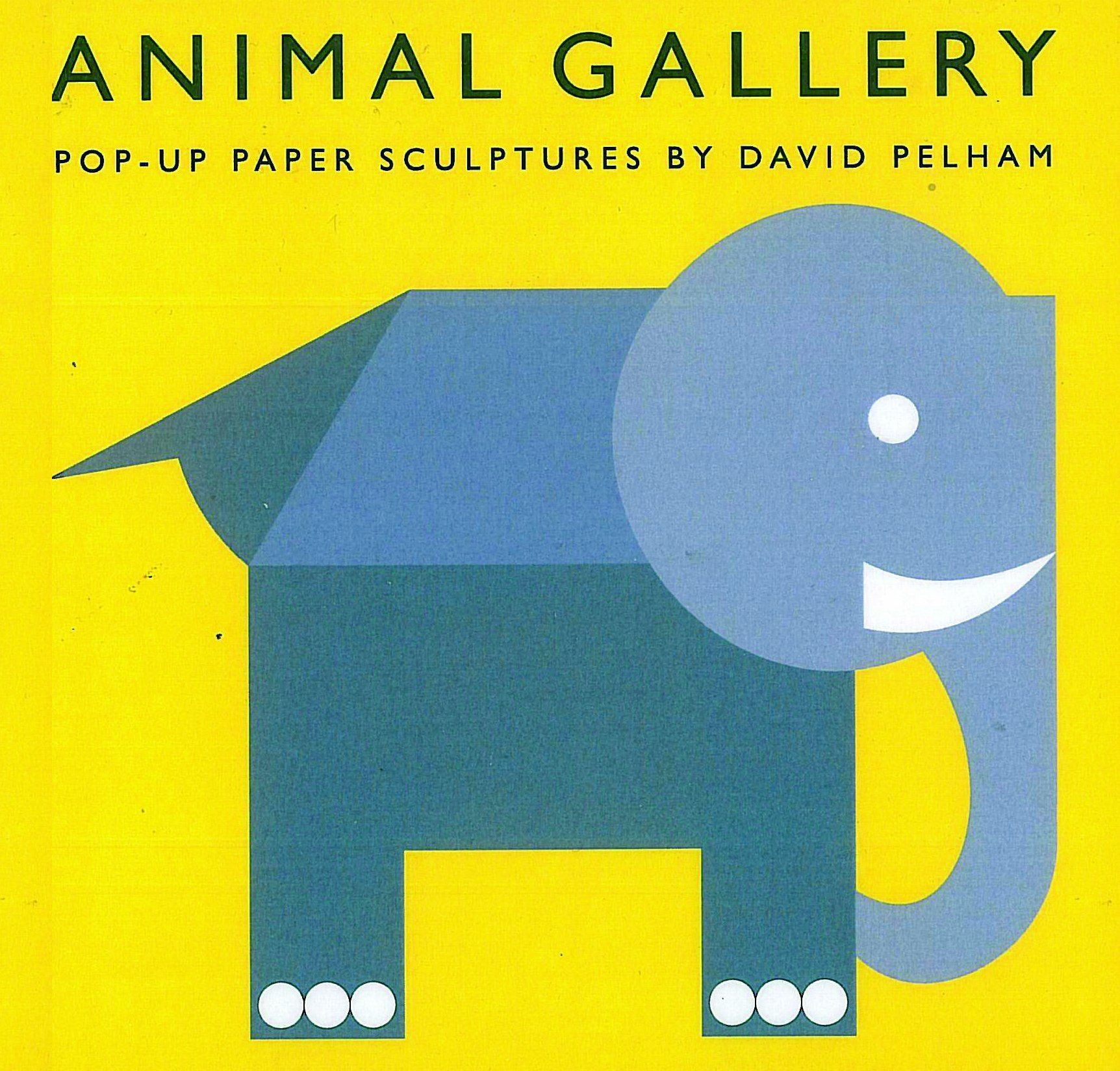 Animal Gallery: Amazon co uk: David Pelham: Books | ArtRead