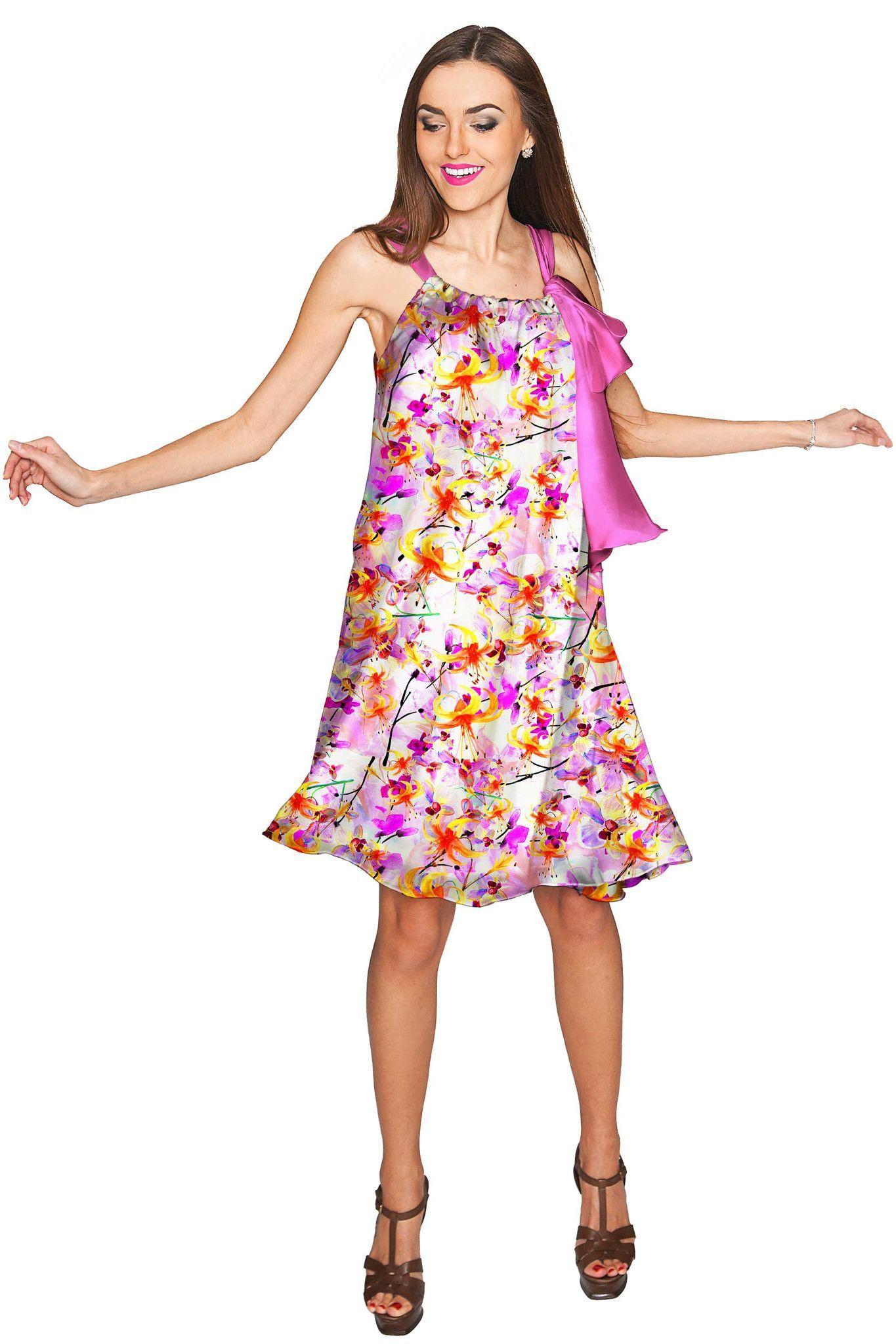 726957e39f40 In Love Melody Chiffon Dress - Women | Products