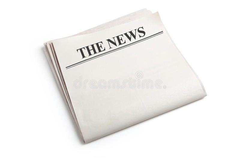 Newspaper Blank Newspaper With White Background Ad Blank Newspaper Background White Ad Newspaper Background Blank Newspaper Newspaper