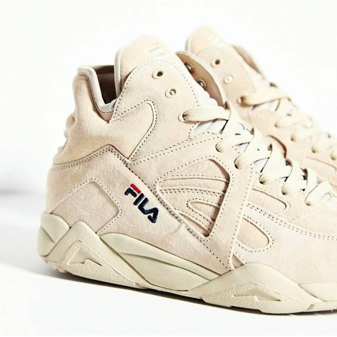 sports shoes f8536 26f81 Sneakers femme - Fila The Cage