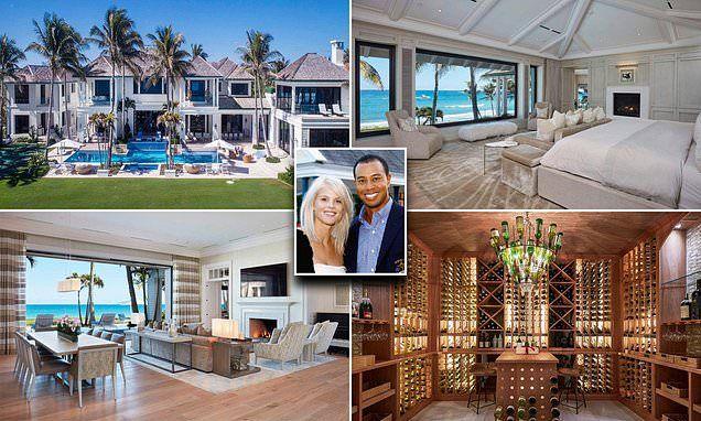 Tiger Woods' ex sells 11 bedroom, 18 bathroom mansion for ...