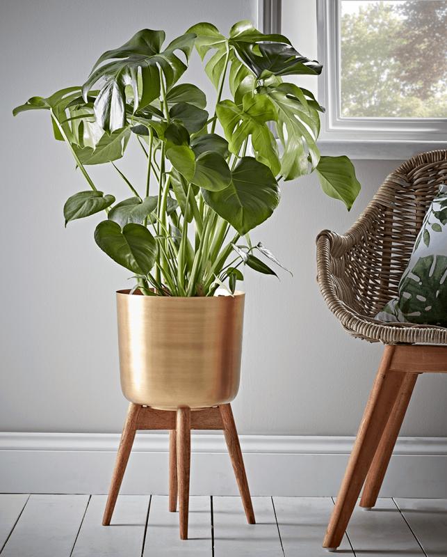 Standing Br Planter Pinterest Home Indoor Flower Pots Plant Planters