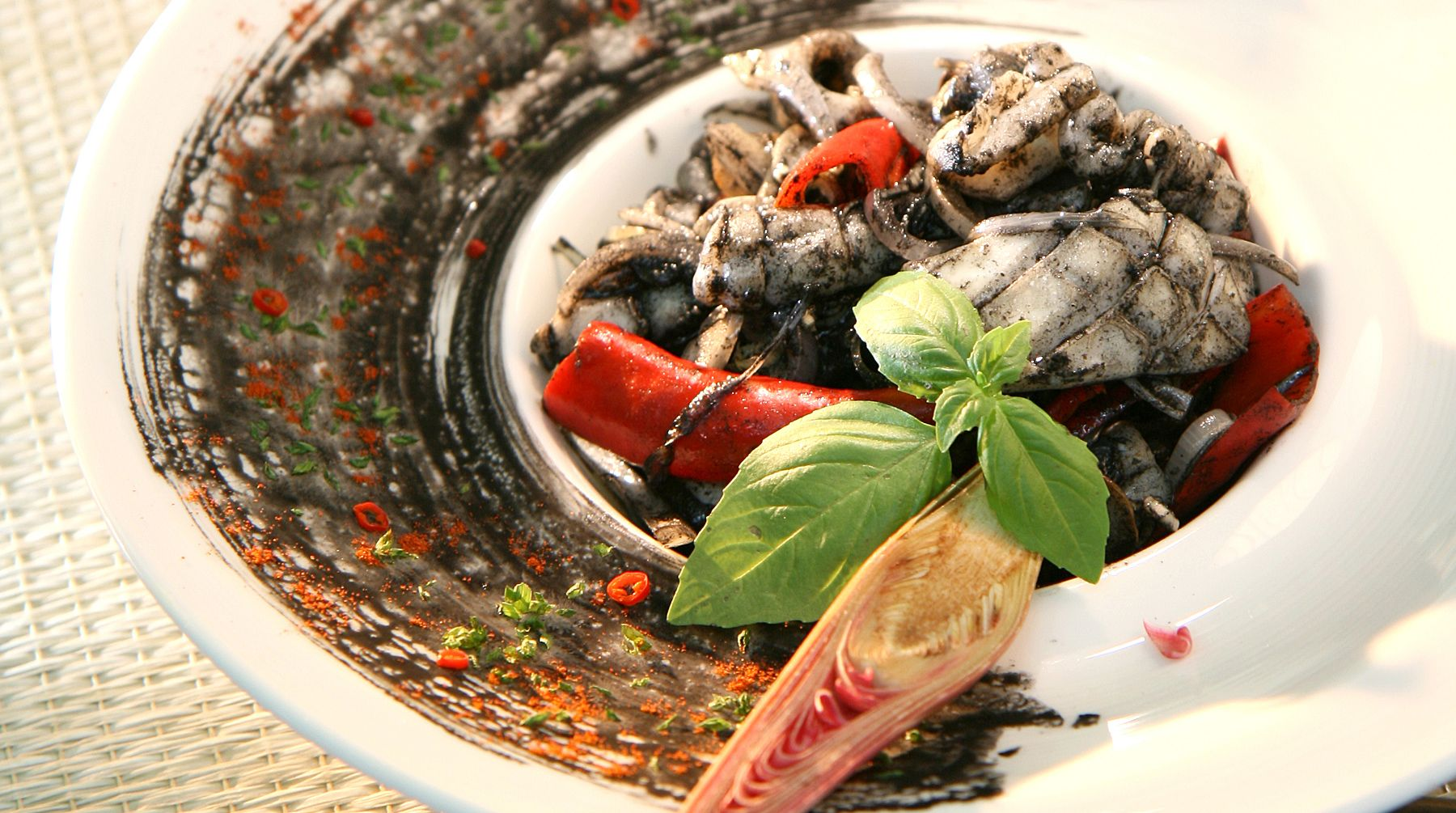 Recipe squid in black ink sotong masak hitam asian food channel recipe squid in black ink sotong masak hitam asian food channel forumfinder Image collections