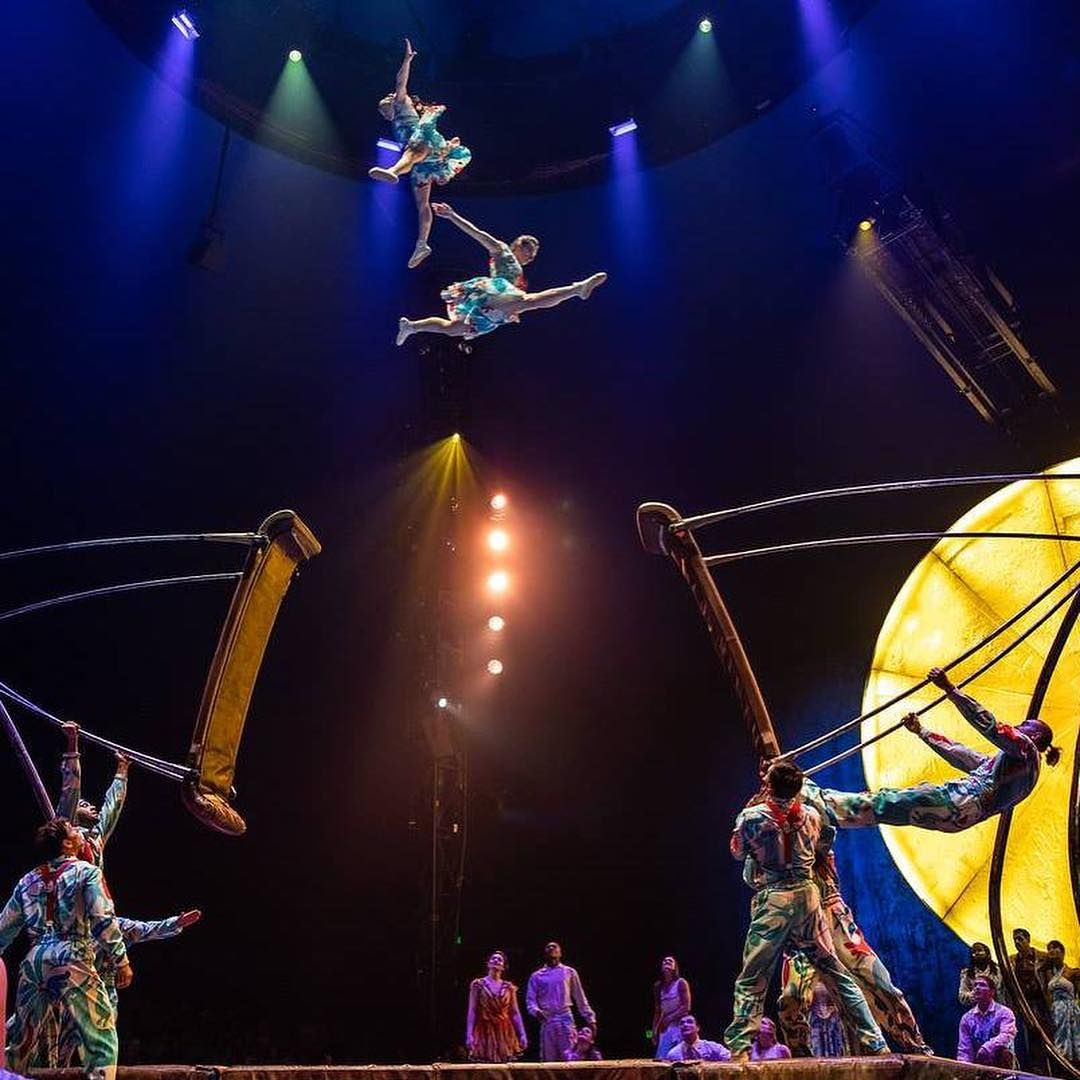 Free Cirque Du Soleil Shows Online Are A Breathtaking Escape From Your Couch Cirque Du Soleil Cirque Circus Art