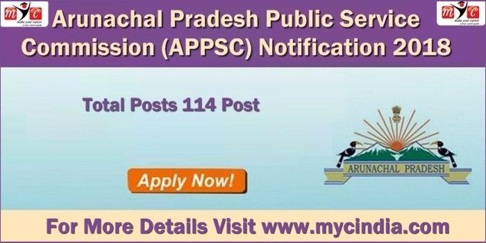 #Arunachal #Pradesh #Public #Service #Commission #(APPSC ...
