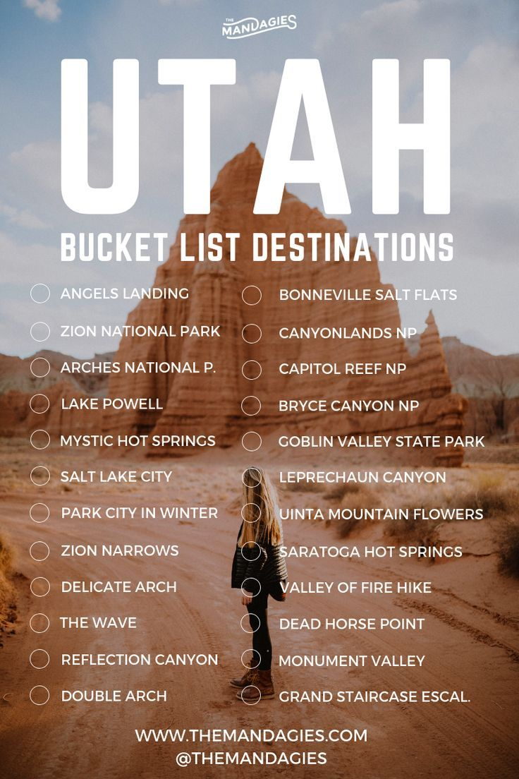 The Complete Utah National Parks Road Trip Itinera