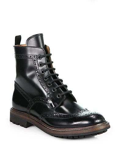 clearance store for sale Church's lace up leather boots sale collections JTt4640ve
