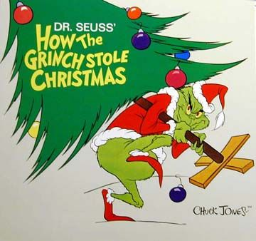 Carl The Critic How The Grinch Stole Christmas Comparison Between The Old And New Christmas Tv Specials Grinch Stole Christmas Christmas Movies