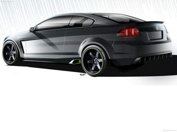 Concept Car Drawings Cars Concept Drawings 2008 Holden Sports Cars