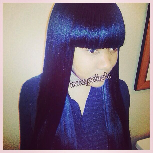 Chinese Bangs Hair Weave In Charlotte Nc Best Hair Weaves