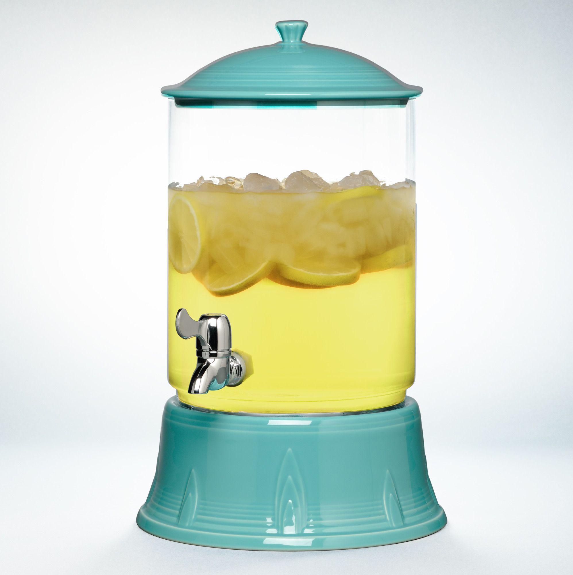 Fiesta 2 Gallon Beverage Dispenser & Reviews | Wayfair