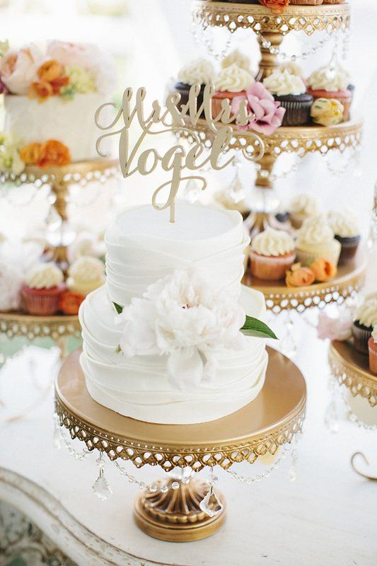 Chandelier 3 Piece Cake Stand Set Summer Wedding Cakes Savoury