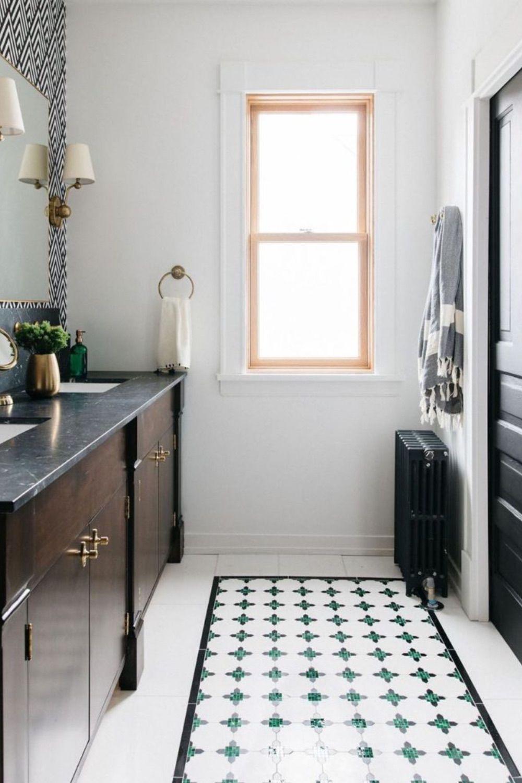 Bathroom Lighting Ideas White Wallpaper Black White Wallpaper