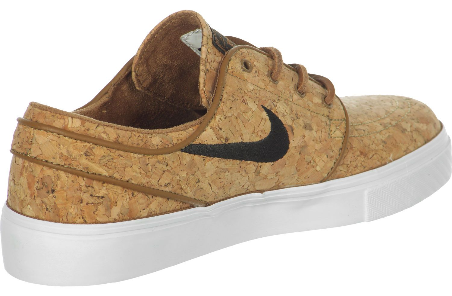 Nike SB Zoom Stefan Janoski Elite Sneaker ale brown black