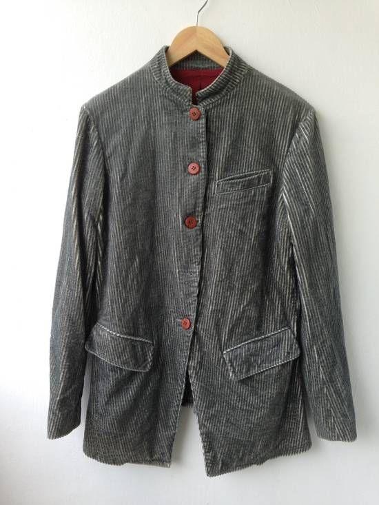 Jean Paul Gaultier Jean Paul Gaultier Femme Blazer Coat Cudroy Size 40s - Blazers for Sale - Grailed