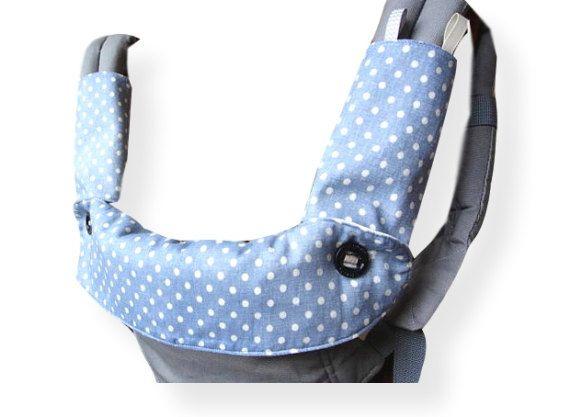 teething straps for ergo