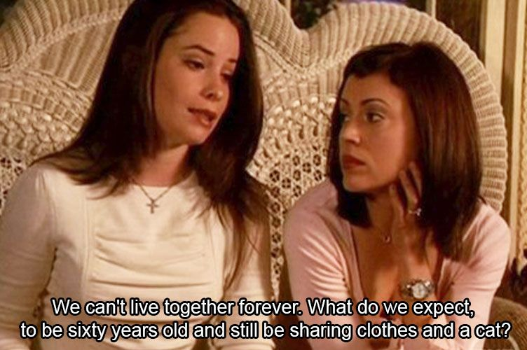 10 Life Lessons We Learned From the Halliwell Sisters on 'Charmed'