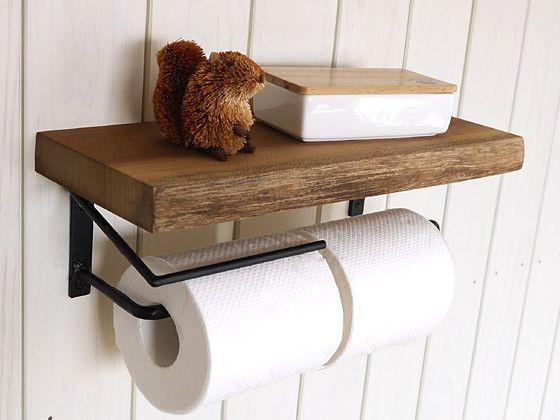ペーパーホルダー ダブル Hol00009 トイレットペーパーホルダー トイレ インテリア トイレットペーパーホルダー Diy