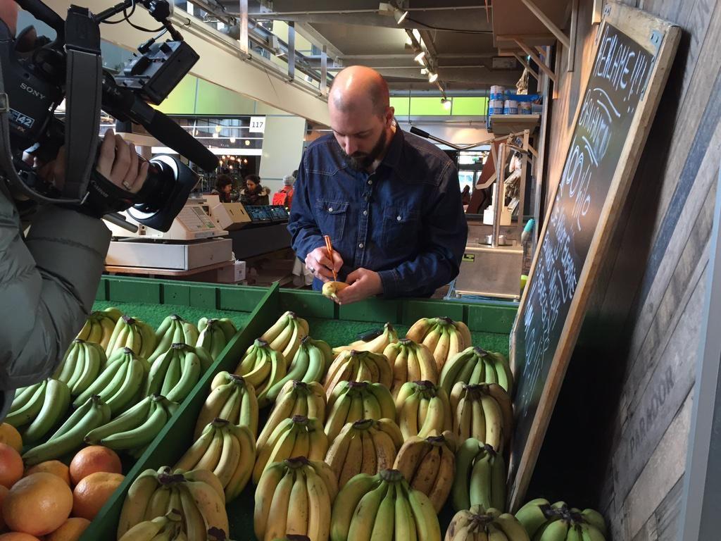 Vaste Food Stephan Brusche a la banane ! - Vaste Food | Food ...