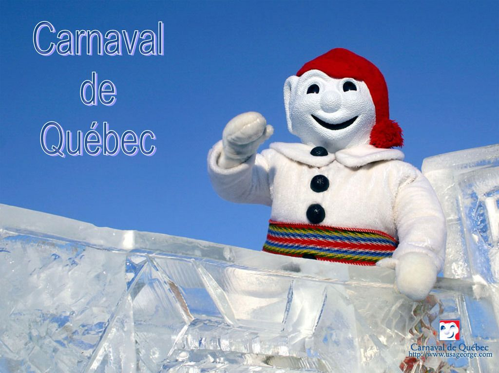 Quebec City - February - Carnaval De Quebec (Winter Carnival ...