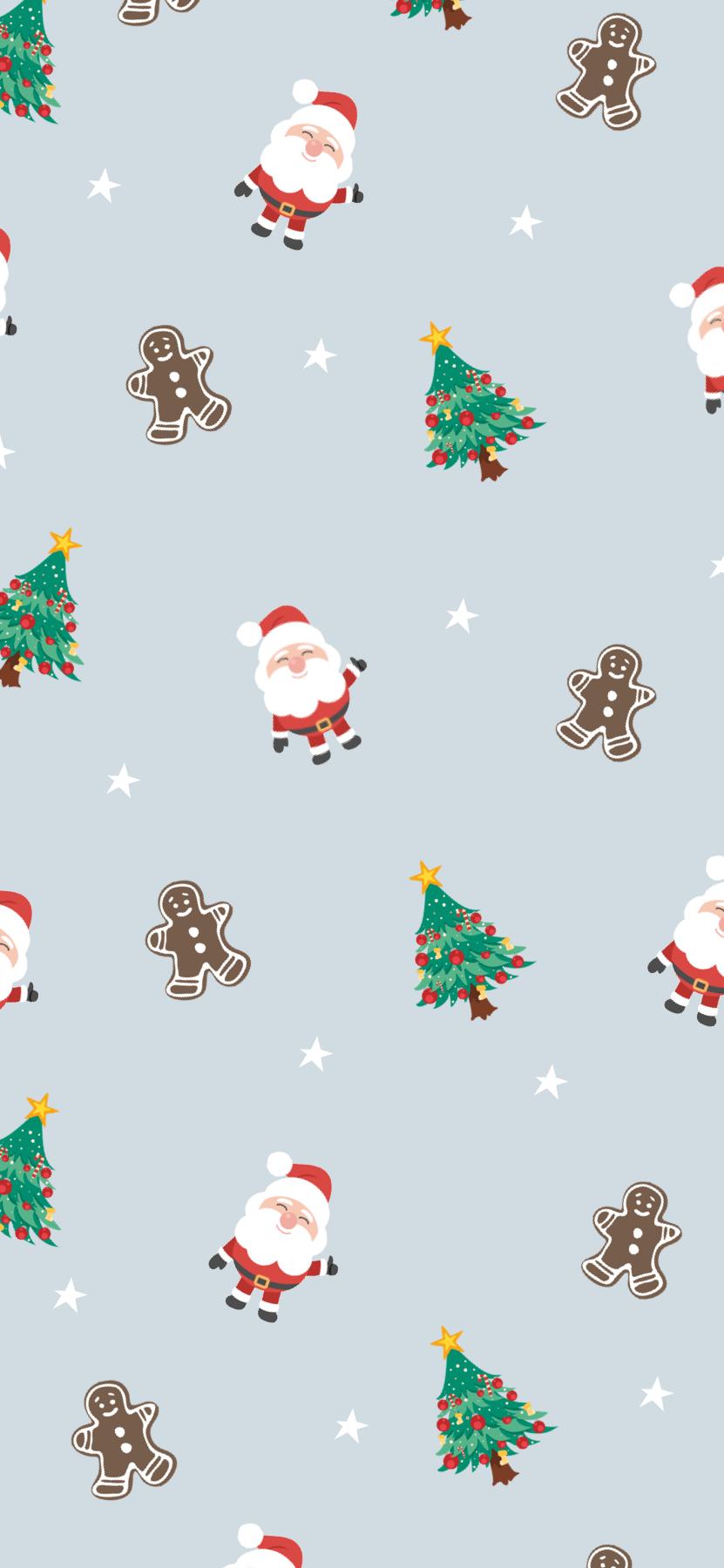 Festive Ornament Print Greetabl Christmas Phone Wallpaper Wallpaper Iphone Christmas Christmas Wallpaper
