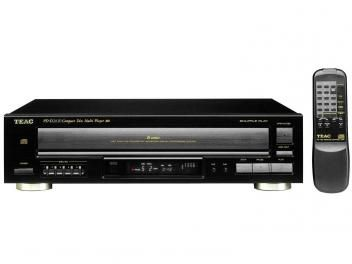 Multi CD MP3 5 Discos - TEAC PD-D2610   Animais e bichos de