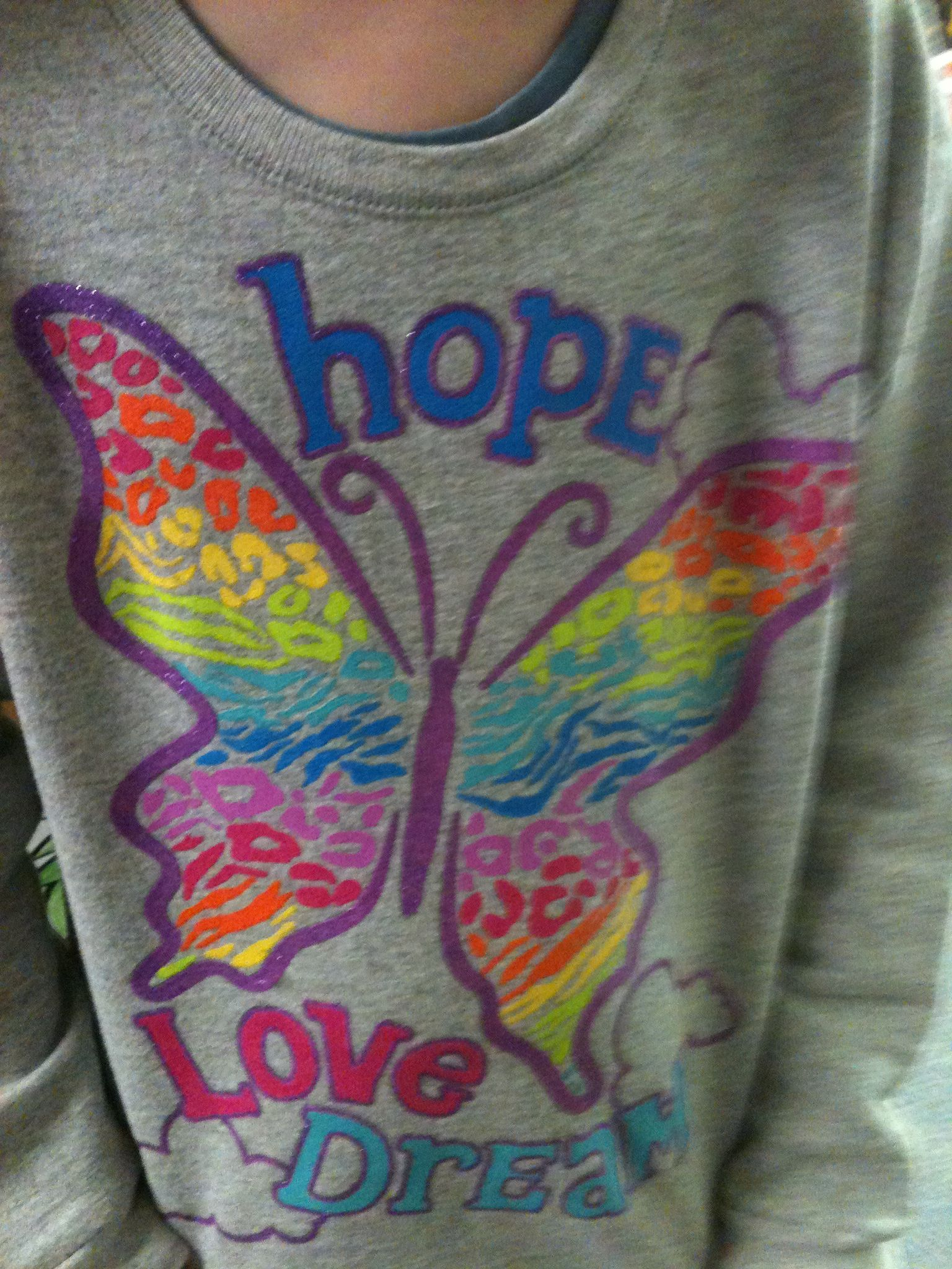 Hope from Maggie