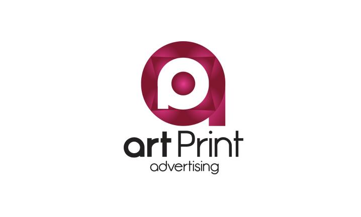 Art Print Branding Advertising Business Card
