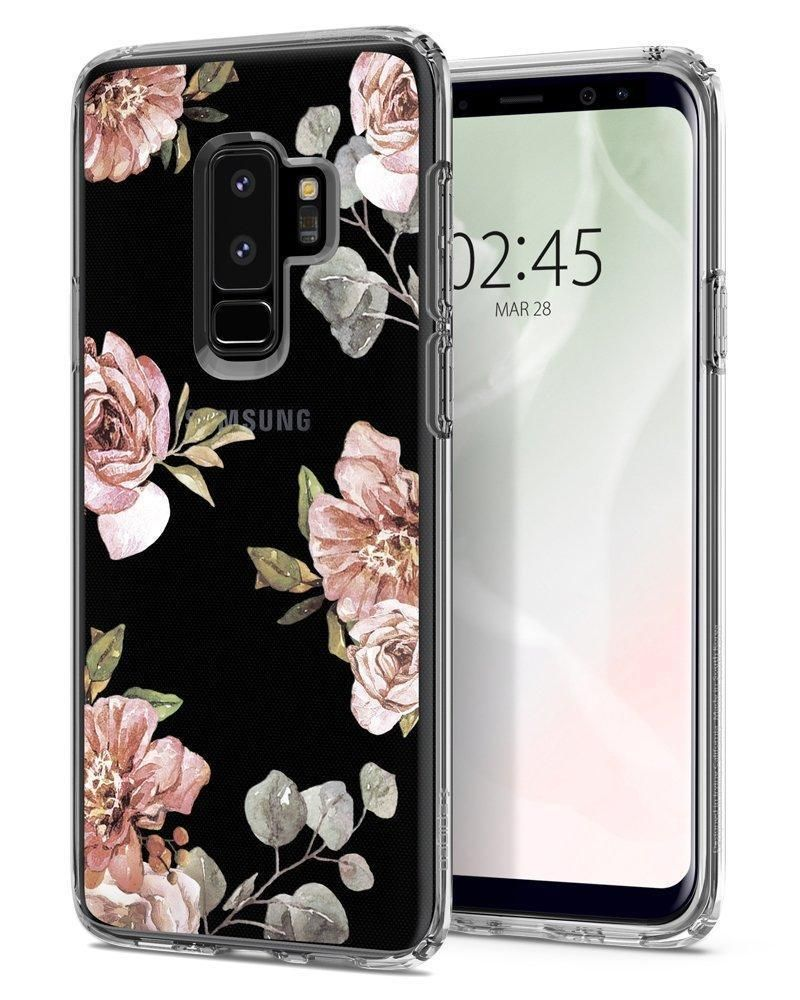 8d20dc78fdc92 Spigen Liquid Crystal Phone Case For Samsung Galaxy S9 Plus Fundas Para  Teléfono
