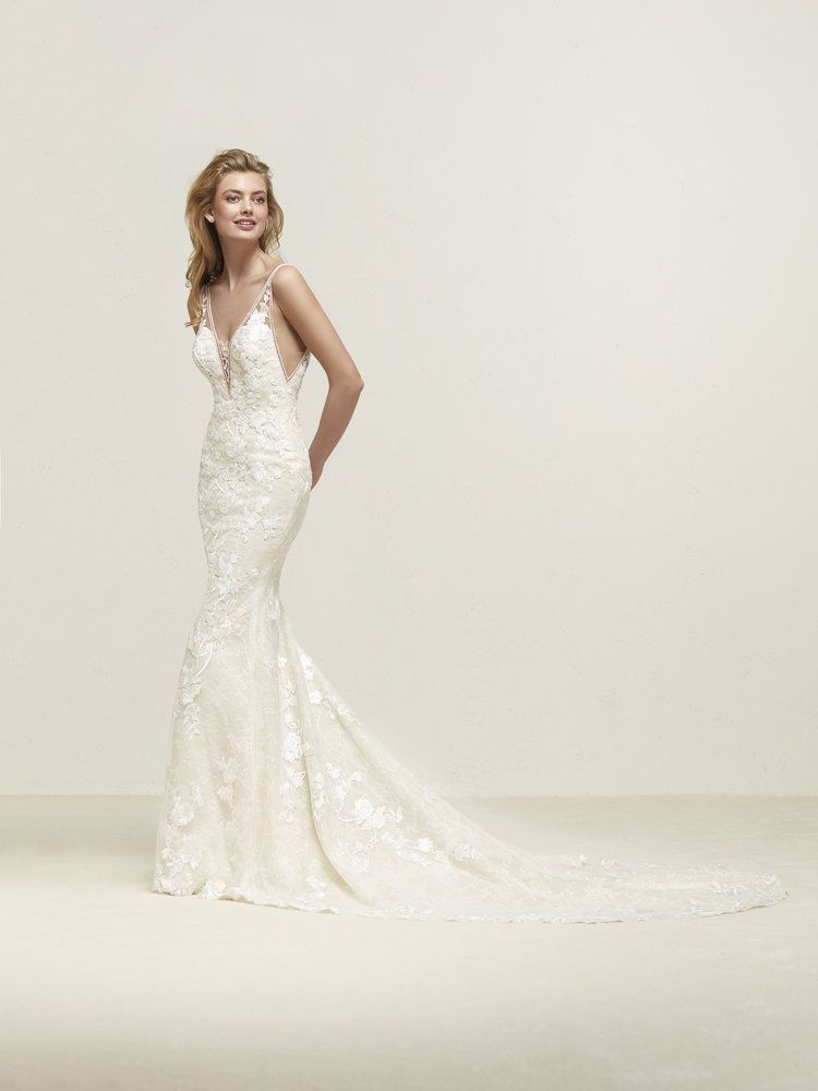 Pronovias — Indianapolis, IN Bridal Store & Wedding Dresses | Marie ...