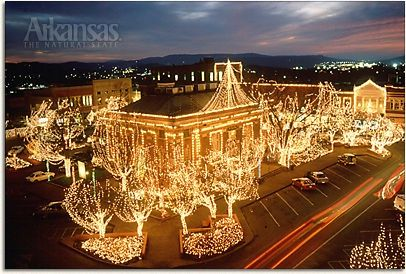 christmas lights fayetteville arkansas | ... Land and Property in ...
