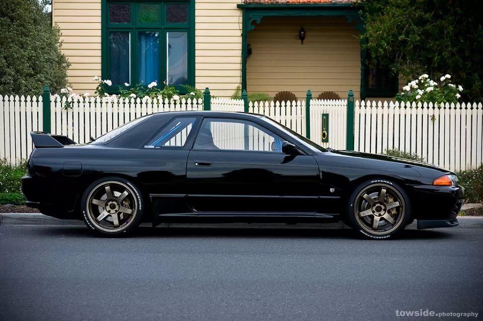 Jdm Cars · Nissan Skyline GTR R32