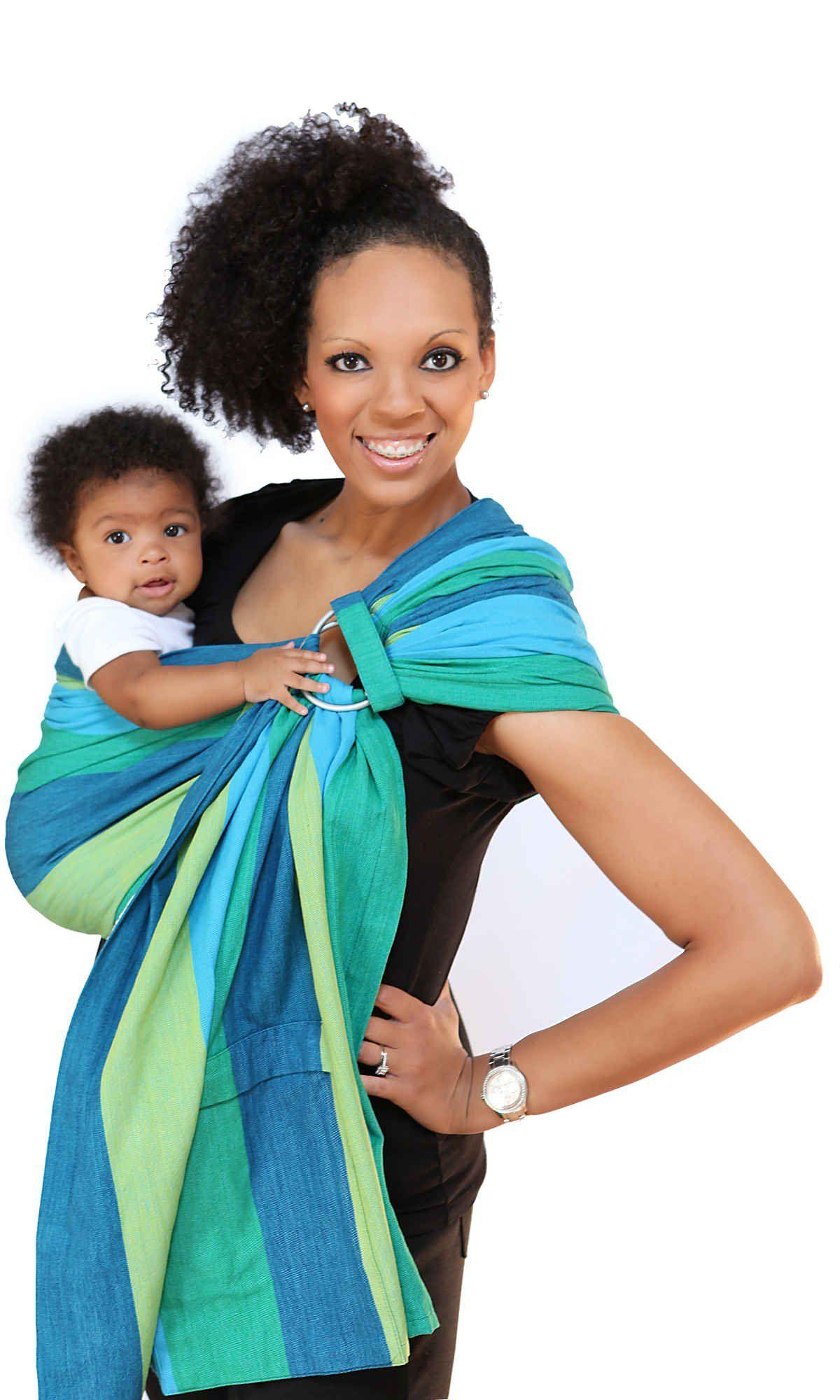 Maya Wrap Comfortfit Ring Sling Plume Medium Maya Wrap Skin To Skin Ring Sling