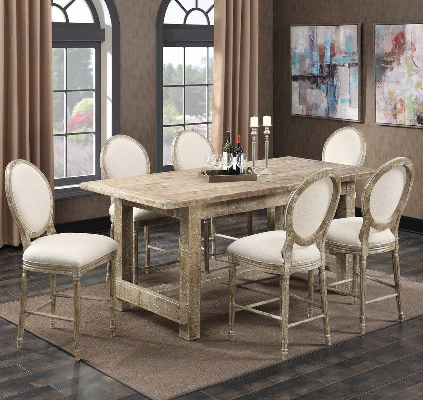 Bedard Solid Wood Dining Table Wood Dining Table Solid Wood
