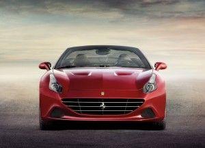 Auto Super Deportivo Ferrari California T modelo 2015
