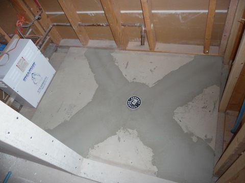 Tiling A Shower Floor Shower Floor Small Shower Remodel Diy Shower Pan