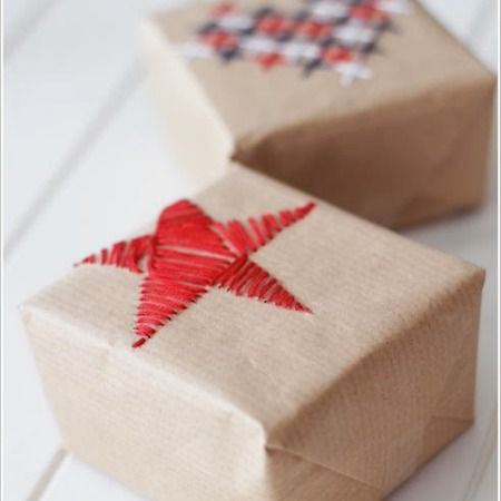 Christmas 12 Best Wrapping Ideas Stitches Gift Wrapping