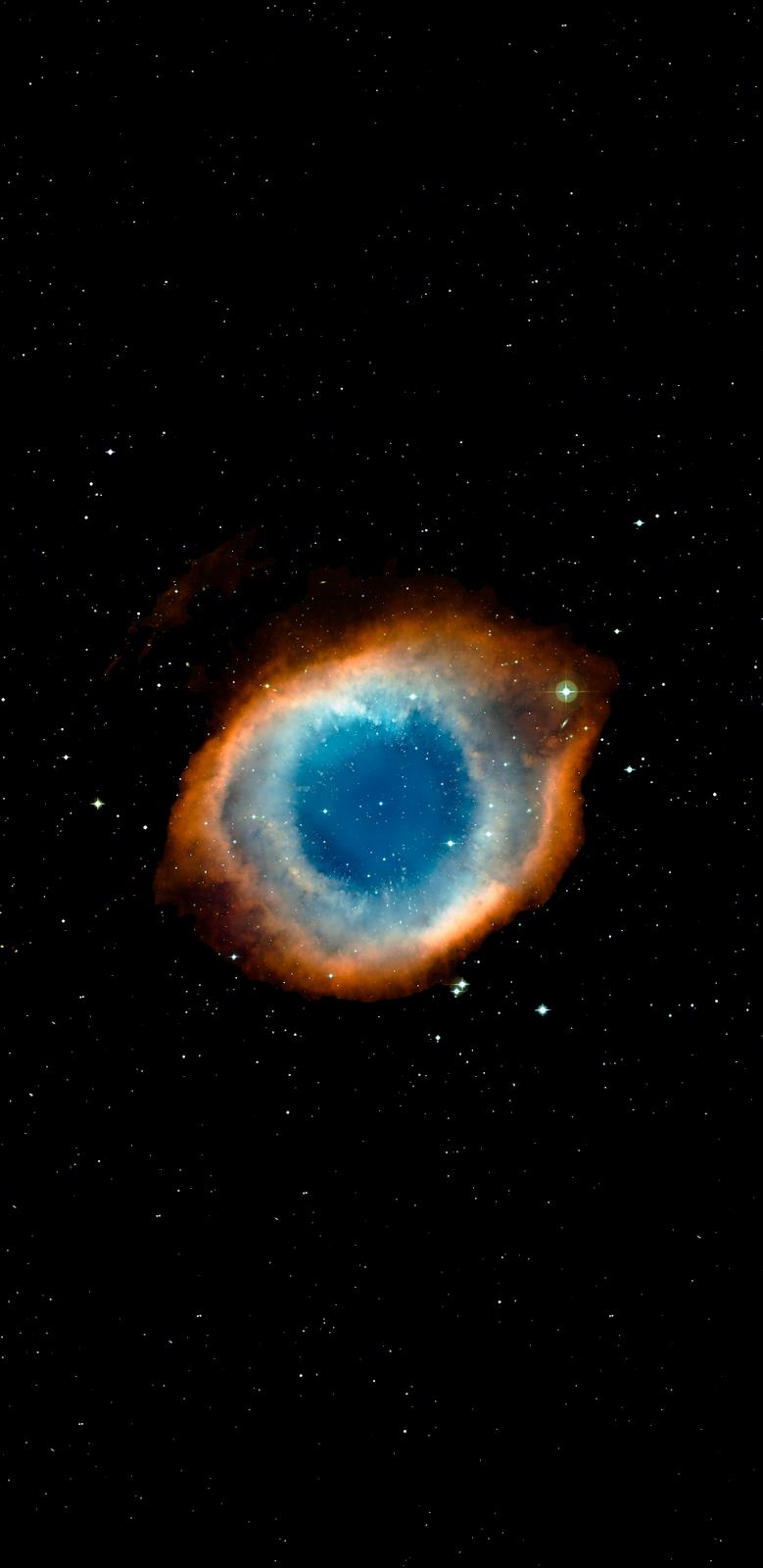 Helix Nebula Helix nebula, Nebula wallpaper, Nebula