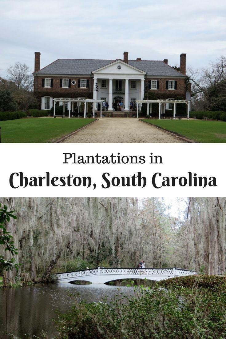 Plantations in Charleston, South Carolina South carolina