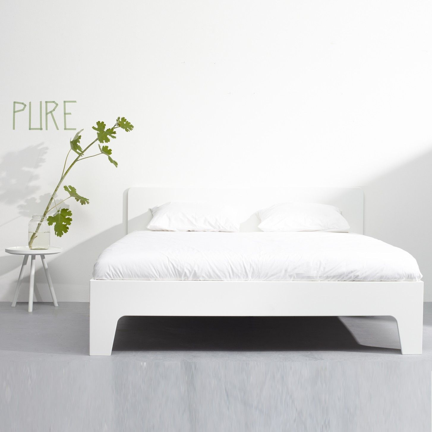 Pure Bett Von Trecompany Bei Ikarus Design Bett