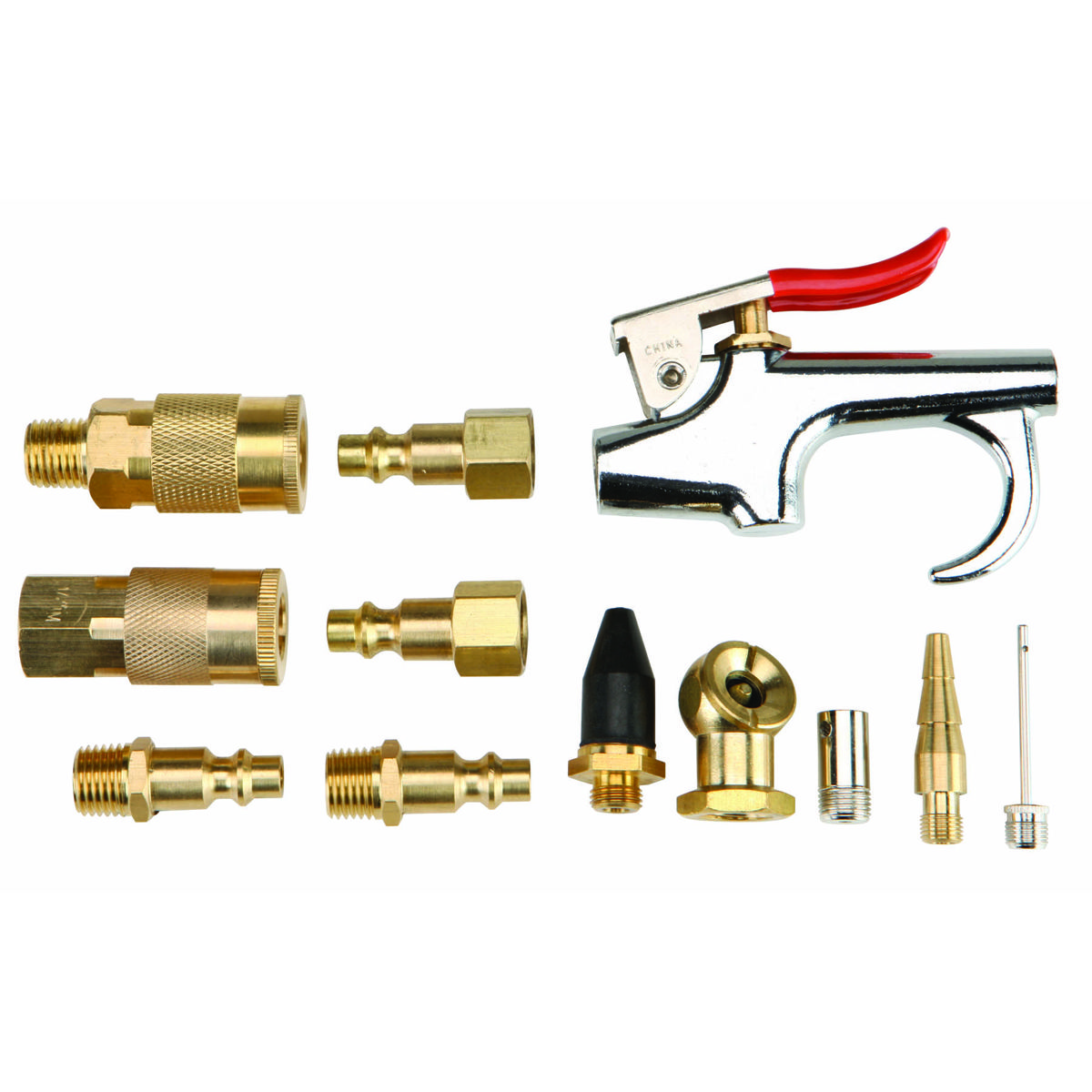 12 Pc Professional Air Tool Accessory Kit in 2019 Air